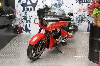 Hàng độc mới về cho biker Việt – mô tô Mỹ Victory Magnum