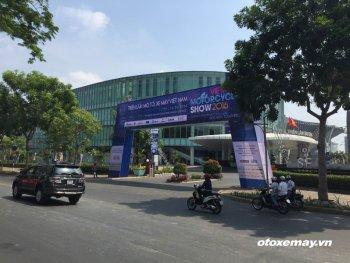 Hình ảnh cập nhật Vietnam Motorcycle Show 2016