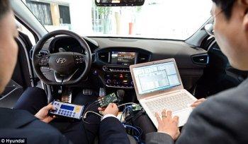 """Tương lai xe Hyundai có thể tự """"bắt bệnh"""""""