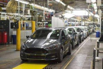 Ford đầu tư 1,6 tỷ USD sản xuất xe cỡ nhỏ