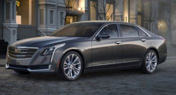 Cadillac từ bỏ mẫu sedan đầu bảng CT8