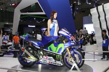 """Bùng nổ cảm xúc với """"biệt đội"""" Yamaha"""