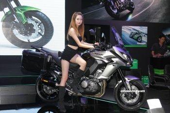 Cận cảnh 3 mẫu xe mới của Kawasaki