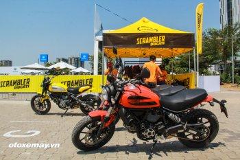 Ducati mang DRE tới Triển lãm Mô tô Xe máy Việt Nam 2016