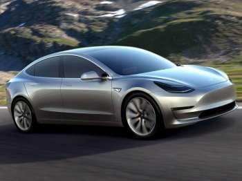 Bom tấn xe điện Tesla Model 3 tiếp tục nổ