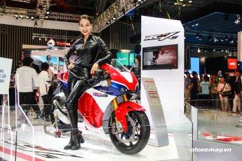 """Honda RC213V-S – """"xe đua đường phố"""" có mặt tại Việt Nam"""