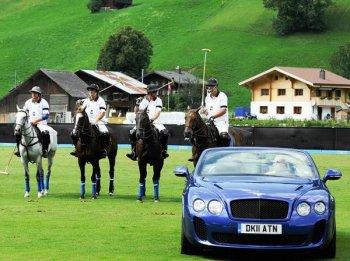 Bentley Việt Nam mời khách xem trận chung kết Polo Hoàng gia Anh