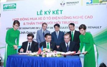 Ôtô điện Renault sẽ đổ bộ vào Việt Nam từ tháng 6