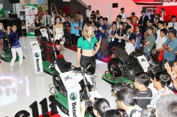Triển lãm Mô tô Xe máy Việt Nam 2016 lập kỷ lục hơn 141.000 lượt khách tham quan