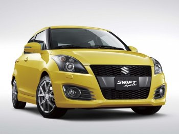Suzuki Swift cán mốc 5 triệu chiếc xuất xưởng