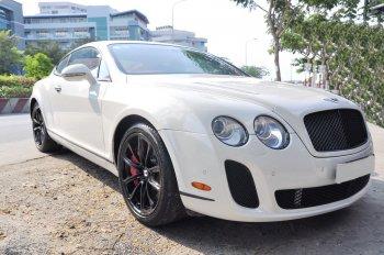 """2 """"chiêu"""" độ thẩm mỹ cho Bentley Sài Gòn"""