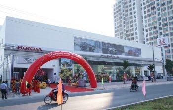 Honda Ôtô mở đại lý thứ 15 tại Cần Thơ
