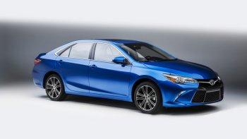 Hơn 40 nghìn xe Toyota Camry dính lỗi an toàn