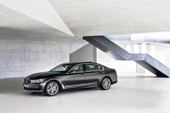 Dừng bán BMW 7 Series 2016 do lỗi túi khí