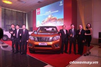Cận cảnh Nissan NP300 Navara bản EL mới ra mắt