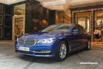 BMW 730Li phiên bản trục cơ sở kéo dài có gì đặc biệt?
