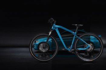 Xe đạp BMW Cruise M phiên bản giới hạn