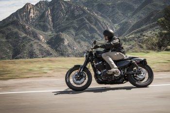 Harley-Davidson Roadster 2016 : Thành viên mới nhất gia đình Sportster