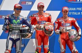 Ai sẽ sát cánh cùng Lorenzo tại Ducati !