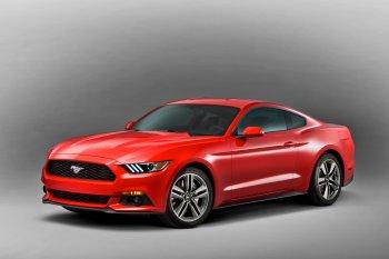 Ford Mustang: Chiếc coupe thể thao bán chạy nhất thế giới