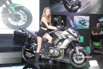5 điểm Kawasaki Versys 1000 2016 khiến phượt thủ Việt thích mê