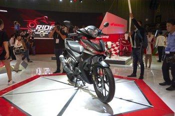 Honda Winner 150 lên sàn thách đấu Yamaha Exciter từ tháng 6