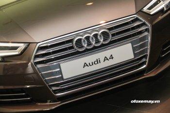Audi A4 hoàn toàn mới - Đối thủ của Mercedes-Benz C-Class, BMW 3-Series có mặt tại Việt Nam
