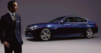 BMW 5 Series BARON: Xế sang cho 'quý ông thực thụ'