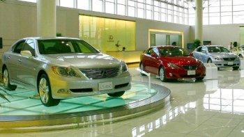 Sắc xám vẫn bao phủ thị trường ôtô Đông Nam Á