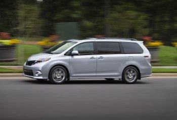 """Toyota nhắm đến minivan, bất chấp SUV đang """"hot"""""""