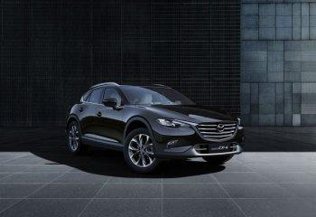 Mazda CX-4 hoàn toàn mới chính thức xuất hiện