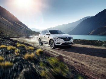 Koleos – kỳ vọng là mẫu SUV toàn cầu của Renault