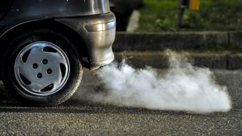 97% xe diesel không đạt tiêu chuẩn khí thải