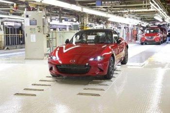 Mazda phá 2 kỷ lục trong năm tài chính 2015