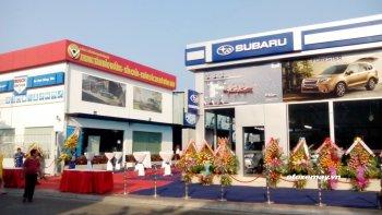 """Subaru khai trương đại lý 3S bán xe """"chất riêng"""" tại Vũng Tàu"""