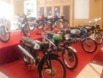 Hơn 600 chiếc Honda 67 tụ hội tại Hà Nội