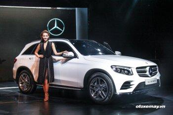 Mercedes-Benz GLC có tiếp nối được thành công của GLK ?