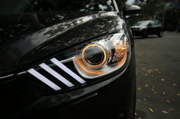 Mốt độ đèn xe hơi siêu đẹp của dân chơi Sài Gòn