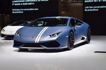 Lamborghini Hà Nội báo giá Huracan LP610-4 Avio 14,890 tỷ, không tăng sau 1/7