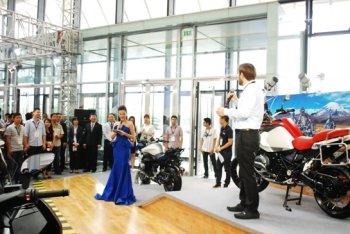 """Điểm danh các mẫu xe """"khủng"""" xuất hiện tại gian BMW Motorrad"""