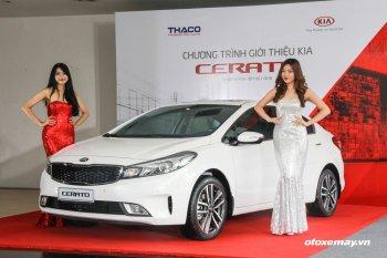 Kia K3 ra mắt phiên bản 2016, giá từ 615 triệu đồng