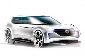 Volkswagen tham vọng dẫn đầu cuộc đua ôtô điện