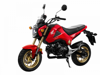 Hai mẫu xe máy Honda giảm giá vì ế ẩm