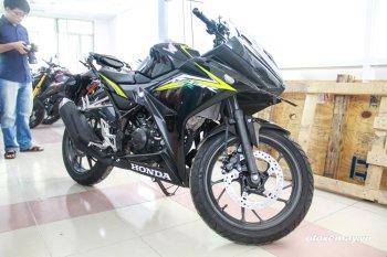 Soi kỹ Honda CBR150 2016 có mặt tại Việt Nam