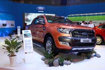 Xe Ford nào bán nhiều nhất Việt Nam tháng 4/2016