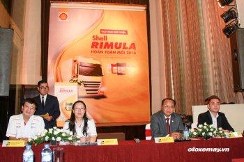 Shell Rimula R5 E -  sản phẩm dầu nhớt cho chịu tải nặng