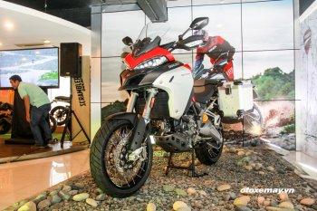 54.600 USD cho Ducati Multistrada 1200 Enduro tại Việt Nam