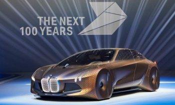 BMW sẵn sàng cho mẫu xe điện tự lái đầu bảng