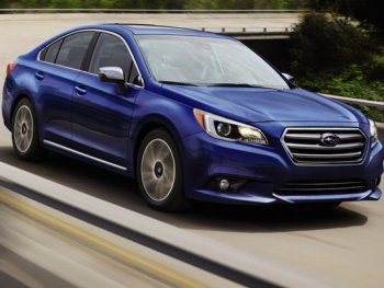 Gần 50 nghìn xe Subaru nguy cơ mất lái
