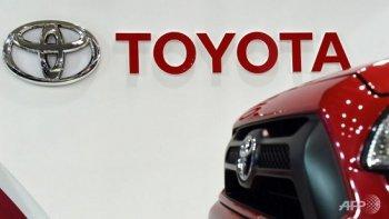 Toyota bi quan về năm tài chính 2016